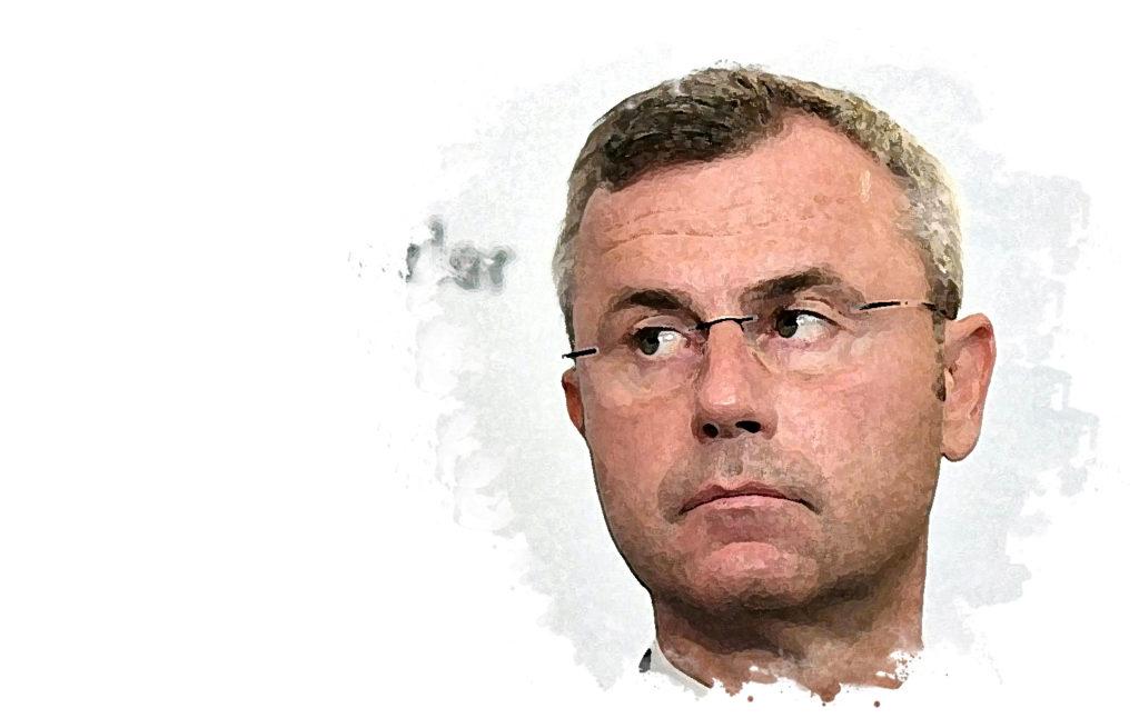 Norbert Hofer im Fokus