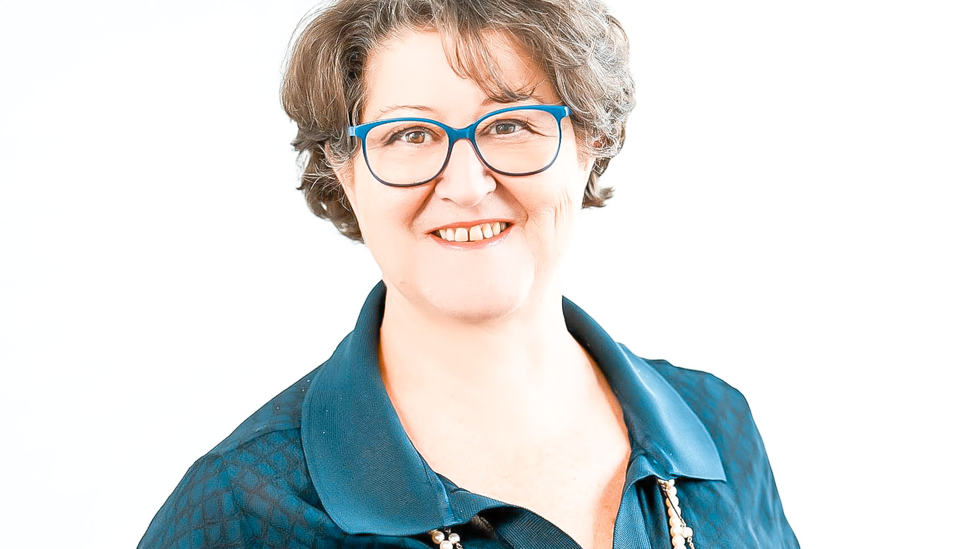 Selma Grabher, Geschäftsführerin der Stickerei Hoferhecht in Lustenau
