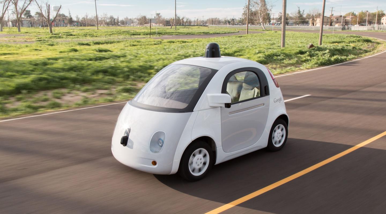 Googel entwickelt autonome Fahrzeuge